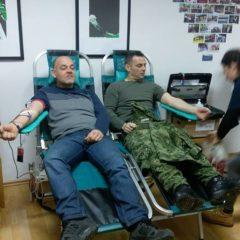 Prvoj ovogodišnjoj akciji darivanja krvi pristupio 41 darivateljgall-0