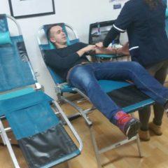Prvoj ovogodišnjoj akciji darivanja krvi pristupio 41 darivateljgall-3