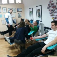 Prvoj ovogodišnjoj akciji darivanja krvi pristupio 41 darivateljgall-4