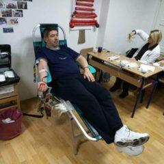 Prvoj ovogodišnjoj akciji darivanja krvi pristupio 41 darivateljgall-6