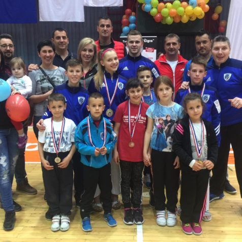 Šest medalja TK DIV Knin na Chigra Openu u Zagrebugall-0