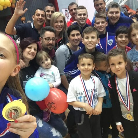 Šest medalja TK DIV Knin na Chigra Openu u Zagrebugall-1