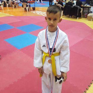 Osam medalja TK Olympic na Chigra Openu u Zagrebugall-1