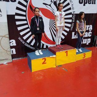 Osam medalja TK Olympic na Chigra Openu u Zagrebugall-2