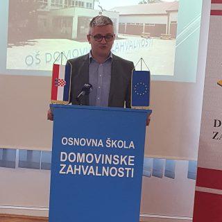 "Održana početna konferencija projekta ""Energetska obnova zgrade OŠ Domovinske zahvalnosti""gall-0"