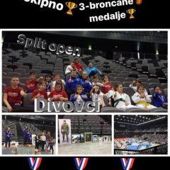 TK DIV Knin osvojio drugo ekipno mjesto u Splitu; Dvoje DIV-ovaca na pripremama za dva europska prvenstvagall-0