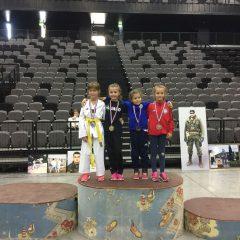 TK DIV Knin osvojio drugo ekipno mjesto u Splitu; Dvoje DIV-ovaca na pripremama za dva europska prvenstvagall-14
