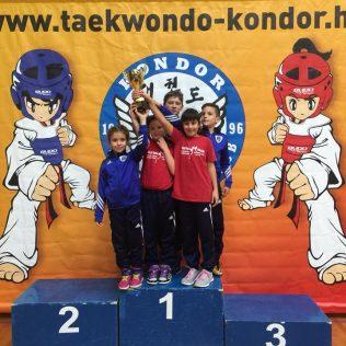 Limači TK DIV Knin osvojili drugo ekipno mjesto na turniru Kondor Open 2017. u Zagrebugall-0