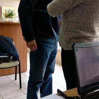 Foto: U Kninu mjerenjem tlaka, tjelesnog indeksa i šećera u krvi obilježen Svjetski dan šećerne bolestigall-7
