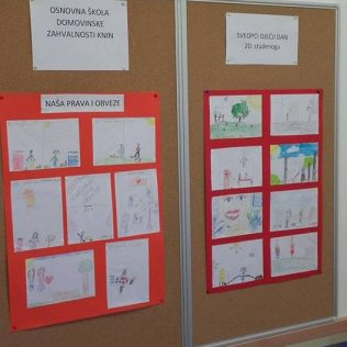 U knjižnici izložba dječjih radova o tolerancijigall-5