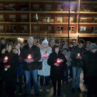 U Kninu obilježen Dan sjećanja na žrtve Vukovaragall-1