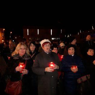 U Kninu obilježen Dan sjećanja na žrtve Vukovaragall-2