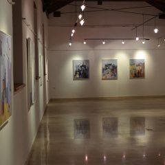 Otvorena izložba slika Ivane Ćavar Nebeski Jeruzalemgall-7