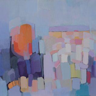 """U utorak na tvrđavi izložba """"Nebeski Jeruzalem"""" akademske slikarice Ivane Ćavargall-1"""