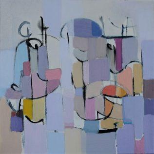 """U utorak na tvrđavi izložba """"Nebeski Jeruzalem"""" akademske slikarice Ivane Ćavargall-2"""