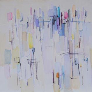 """U utorak na tvrđavi izložba """"Nebeski Jeruzalem"""" akademske slikarice Ivane Ćavargall-3"""