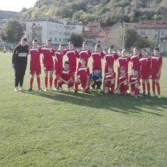 Izvještaji s utakmica mlađih uzrasta NK Dinaragall-0