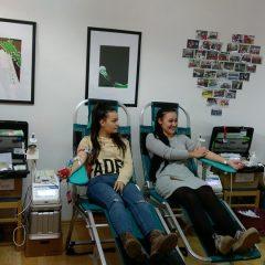 Foto: Održana akcija darivanja krvi: Pristupilo 56 darivateljagall-0