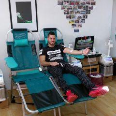 Foto: Održana akcija darivanja krvi: Pristupilo 56 darivateljagall-1