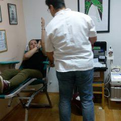 Foto: Održana akcija darivanja krvi: Pristupilo 56 darivateljagall-3
