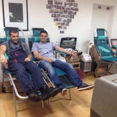 Foto: Održana akcija darivanja krvi: Pristupilo 56 darivateljagall-6