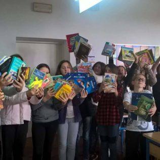 Osnovnoškolci posjetom Eko knjižnici igračaka obilježili Mjesec hrvatske knjigegall-0