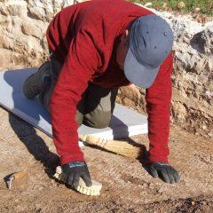 Foto: Kninski muzej završio ovogodišnju kampanju otkrivanja rimskog mozaika i konzervacije rimske vile u Orlićugall-9