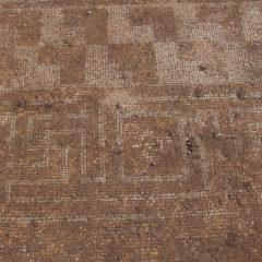 Foto: Kninski muzej završio ovogodišnju kampanju otkrivanja rimskog mozaika i konzervacije rimske vile u Orlićugall-2