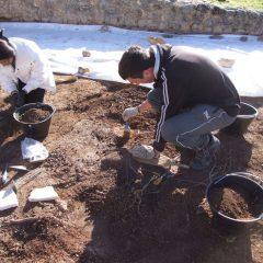 Foto: Kninski muzej završio ovogodišnju kampanju otkrivanja rimskog mozaika i konzervacije rimske vile u Orlićugall-3
