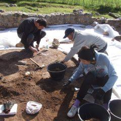 Foto: Kninski muzej završio ovogodišnju kampanju otkrivanja rimskog mozaika i konzervacije rimske vile u Orlićugall-4