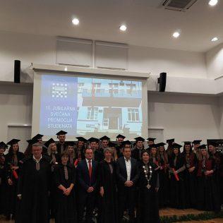 Svečano promovirano 37 prvostupnika i 15 stručnih specijalista kninskog Veleučilišta Marka Marulićagall-1