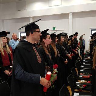 Svečano promovirano 37 prvostupnika i 15 stručnih specijalista kninskog Veleučilišta Marka Marulićagall-5