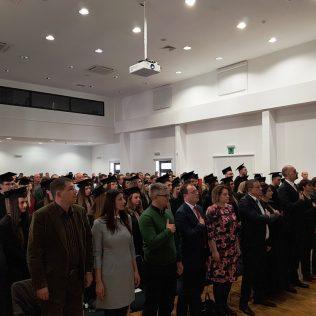 Svečano promovirano 37 prvostupnika i 15 stručnih specijalista kninskog Veleučilišta Marka Marulićagall-16