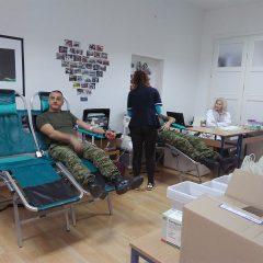 Danas prikupljeno 48 doza krvi; Ove godine ukupno 924gall-2