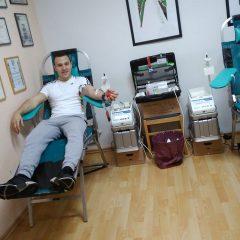 Danas prikupljeno 48 doza krvi; Ove godine ukupno 924gall-5