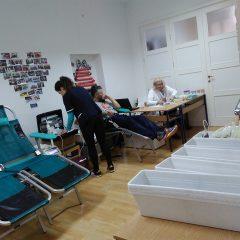 Danas prikupljeno 48 doza krvi; Ove godine ukupno 924gall-6