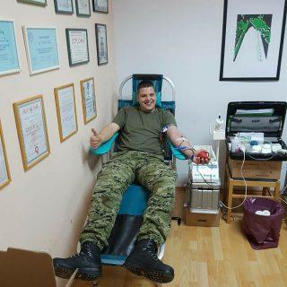 Na prvoj akciji darivanja krvi u 2018. javilo se 58 darivateljagall-2