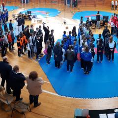 Otvoren Knin Open 2018; Sudjeluje 430 natjecatelja iz 58 klubova iz tri državegall-0