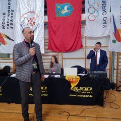Otvoren Knin Open 2018; Sudjeluje 430 natjecatelja iz 58 klubova iz tri državegall-9