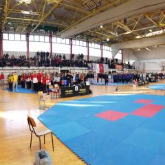 Otvoren Knin Open 2018; Sudjeluje 430 natjecatelja iz 58 klubova iz tri državegall-4