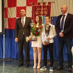 Foto izvještaj: Dodjela nagrada najboljim sportašima; Josip Teskera i Katarina Komarica najboljigall-1