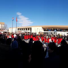 Foto izvještaj: Karnevalsko slavlje u Kninugall-1
