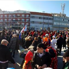 Foto izvještaj: Karnevalsko slavlje u Kninugall-2