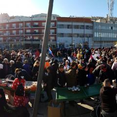 Foto izvještaj: Karnevalsko slavlje u Kninugall-3