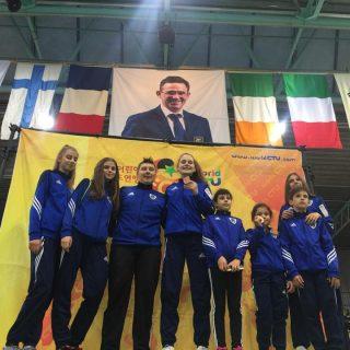 Petra Batić i Lorena Djak iz Taekwondo kluba DIV Knin osvojile brončane medalje na President kupu u Njemačkojgall-3