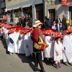 Veselje u gradu: Pogledajte 120 fotografija Dječje karnevalske povorkegall-8