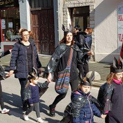 Veselje u gradu: Pogledajte 120 fotografija Dječje karnevalske povorkegall-13