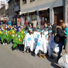 Veselje u gradu: Pogledajte 120 fotografija Dječje karnevalske povorkegall-14
