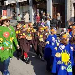 Veselje u gradu: Pogledajte 120 fotografija Dječje karnevalske povorkegall-17