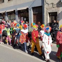 Veselje u gradu: Pogledajte 120 fotografija Dječje karnevalske povorkegall-24